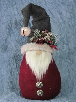 Santa Gnome Pattern