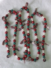 Bead Garland Pattern