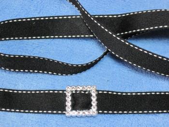 Stitched Ribbon