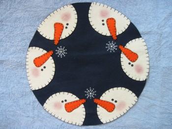 First Snowfall Pattern