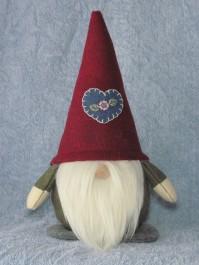 Folksy Gnome Pattern