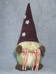 Gnome Candy Cane Holder Pattern