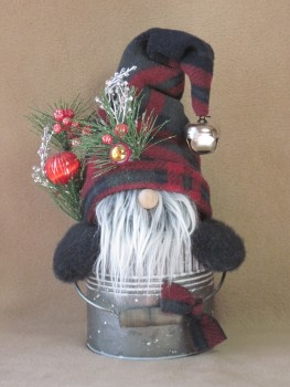 Gnome in a Bucket Pattern