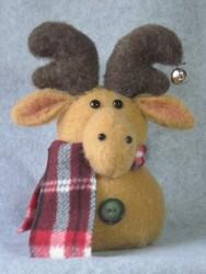My Little Moose Pattern