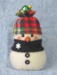 My Little Snowman Pattern
