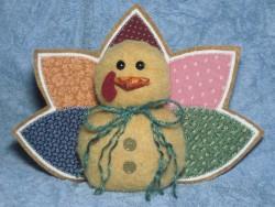 My Little Turkey Pattern