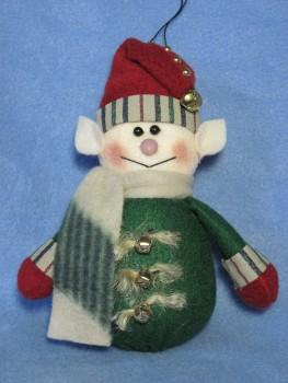 Northern Elf Pattern