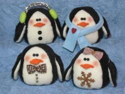 Pudgy Penguins Pattern