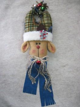 Reindeer Knobbie Pattern
