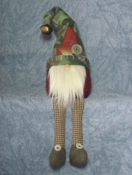 Rustic Gnome Pattern