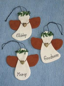 Shirley, Goodness, & Mercy Pattern