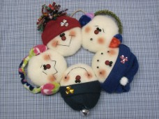 Snowman Gang Pattern