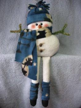 Snow Warmers Pattern