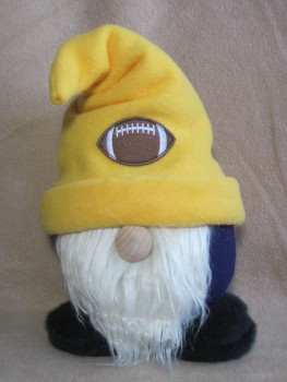 Touchdown Gnome Pattern