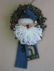 Woodsy Santa Pattern